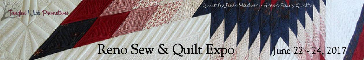 Sew & Quilt Expo, Reno, NV